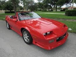 92 camaro rs 25th anniversary 1992 chevrolet camaro for sale carsforsale com