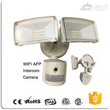 security light with camera built in china security camera led light wholesale alibaba