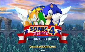sonic 4 episode 2 apk image sonic 4 episode ii jpg le miiverse resource wiki