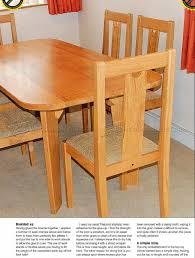 Hardwood Dining Room Tables Oak Dining Table Plans U2022 Woodarchivist