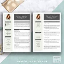 pages resume template 2 unique creative resume templates pages resume template no 3 cover