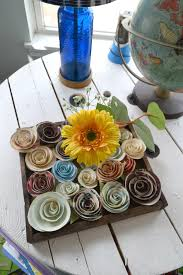 Paper Flowers Video - paper flowers video tutorial u2022 our house now a home