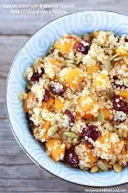 quinoa butternut squash salad two peas their pod
