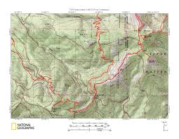 Colorado Mountain Map by Bellsmountaintrailsouth Jpg