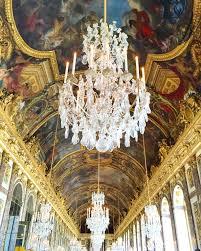 versailles chandelier château de versailles u2013 melissa in paris