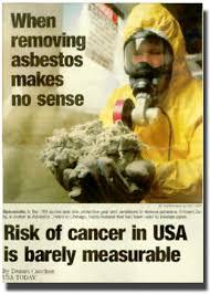 Asbestos In Basement by Usa Today When Removing Asbestos Makes No Sense