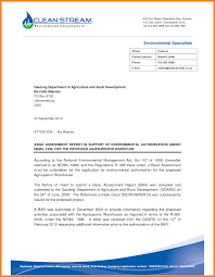 Basic Business Letter Sample by Interesting Business Letter Sample Word With Table And Chart