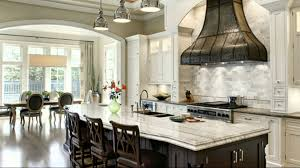 kitchen with an island design kitchen kitchen island design one wall wood table silver metal