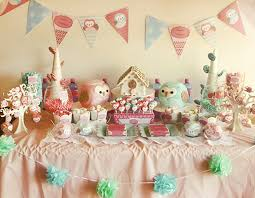 Owl Table L 52 Sweet Table Dessert Table Birthday Bistro Sel