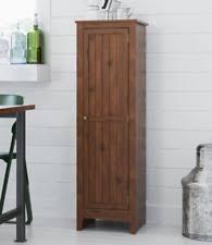Storage Cabinet Bathroom Storage Cabinets Ebay