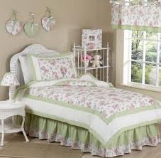 Twin Bedding Sets Girls by Discount Pink Green Floral Kids Twin Size Bed Bedding Comforter