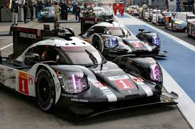 fastest porsche mark webber porsche 919 hybrid sets fastest lap of the day