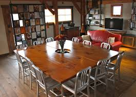 Western Conference Table Our Showroom Big Timberworks In Bozeman Mt