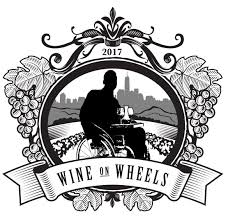 cartoon white wine wine on wheels 2017 splash