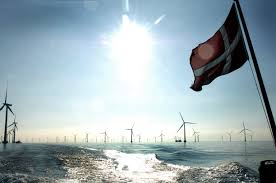 danish dominance offshore wind industry