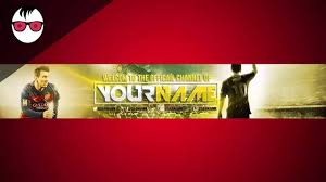download youtube channel art psd youtube