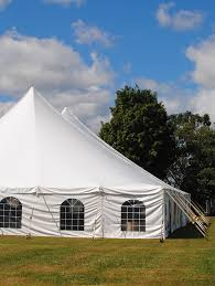 rental tent or shine tent company event party rental for ny and vt