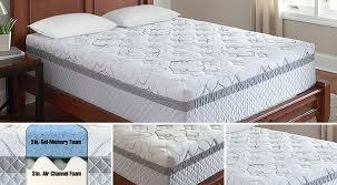 Costco Folding Bed Novaform 14 Gel Memory Foam Mattress Costco