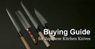 buying kitchen knives japanese kitchen knives buyers guide japanese traditional