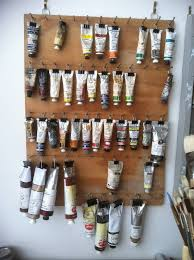 studio organization ideas paint tube storage also a great idea for color tubes the shop