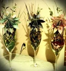 Wine Glass Flower Vase How To Arrange Flowers For A Small Vase 6 Steps With Pictures