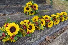 sunflower bouquets beautiful sunflower bouquets fresh bridal bouquets in farmville