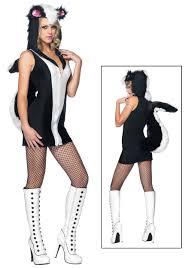 skunk costumes and kids skunk halloween costumes