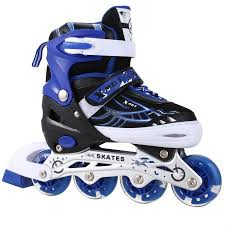 roller skates with flashing lights adjustable inline skates featuring light up led wheels fun