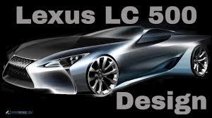 lexus in den usa lexus lc 500 design youtube