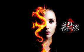 wallpaper laptop tattoo the girl with the dragon tattoo wallpaper hd wallpapers available