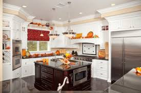 how to decorate your kitchen for thanksgiving at ideal home