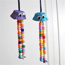 4 Ideas For Jewelry Making - 29 surprisingly easy craft ideas for kids canvas factory