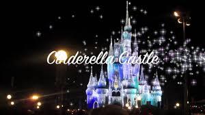 disney world christmas lights cinderella castle youtube