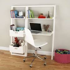 amazing girls white desk with hutch