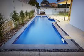 how to build a lap pool a 12m inground lap pool in point walter by barrier reef pools