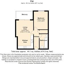 Floor Plan Of Friends Apartment 1 Bedroom Flat For Sale In Royal Sovereign Apartments Phoebe Road