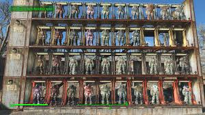 starlight home theater starlight player home and ammo plant blueprints at fallout 4 nexus