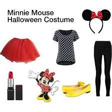 Minnie Mickey Halloween Costumes Minnie Mouse Halloween Costume