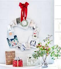 creative christmas card display u0026 hanging ideas m u0026s