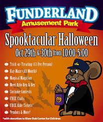 halloween photo contests things to do at funderland park this october u2013 funderland