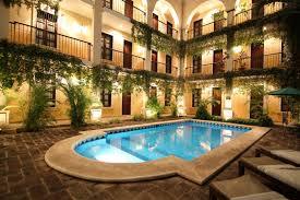 hotel boutique meridas down town la mision de fray diego