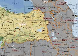 map iran iraq azerbaijan armenia turkey iran iraq syria russia