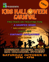 first annual kids halloween carnvial mission bay parks