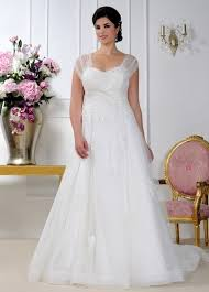 Wedding Dresses For Larger Brides The Frock Spot Plus Size And Curvy Bride Wedding Dresses In
