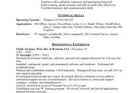 Help Desk Resume Examples by Help Desk Support Resume Sample Help Desk Technical Support