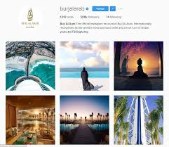 Burj Al Arab by Burj Al Arab In Dubai Most Powerful Hotel On Social Media Daily
