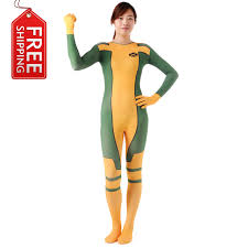 Halloween Costumes Naruto Aliexpress Buy Rogue Costume Women Superhero Cosplay