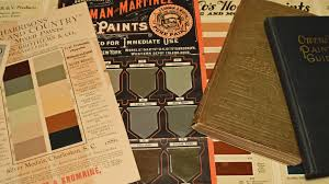 historic paint color consulting for victorian and arts and crafts