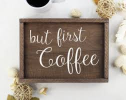 Coffee wall decor