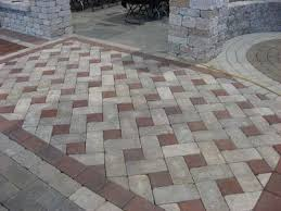 Patio Pavers Best 25 Paver Patterns Ideas On Pinterest Brick Paver Patio